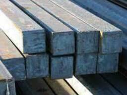 Квадрат стальной по стали 20, ГОСТ 2591