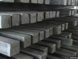 Квадрат Сталь 20, 35, 40Х от 10, 20, 24, 30-200 мм Цена дог
