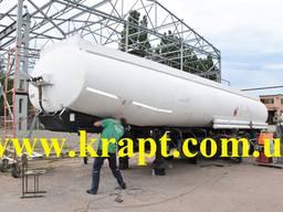 Ремонт автоцистерн транспортировки для нефтепродуктов