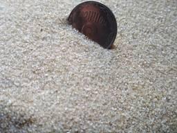 Кварцевый песок.