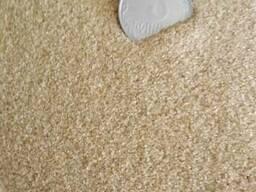 Кварцевый сухой песок.
