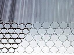 Кварцевые трубки диаметров от 10мм-16 мм длинной 360мм