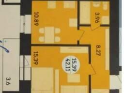 Квартира 1 комнатная р-н Фурманова код 211858683
