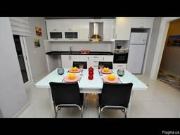 Квартира на берегу моря, квартира в Турции Алания аппартамен