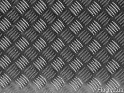 Алюминиевый рифленый лист 3 мм