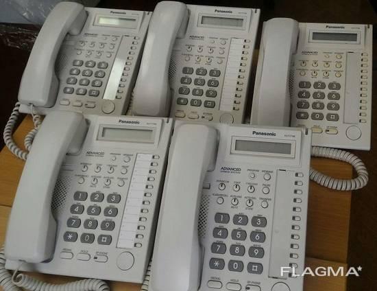 KX-T7730, Системный телефон, АТС Panasonic