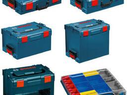 L-Boxx Bosch для переноски и хранения инструментов.
