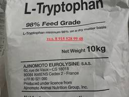 L-Триптофан аминокислота кормовой сорт 98%, Feed Grade