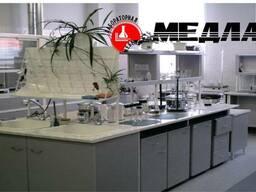 Лабораторная мебель Медлайн. Шкаф вытяжной