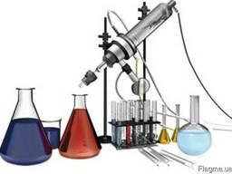 Лабораторный анализ дизтоплива, бензина, ГСМ, сырья
