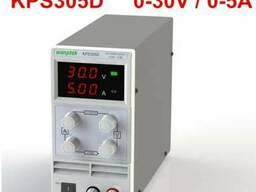 Лабораторный регулируемый импульсный блок питания 0-30V0-5A