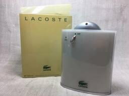 Lacoste Pour Homme collector коробка повреждена туалетная вода 100мл Раритет