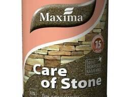Лак для камня быстросохнущий стирол-акриловый тм Maxima