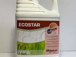 Лак для паркета Chimiver Ecostar 1K полуматовый 5л