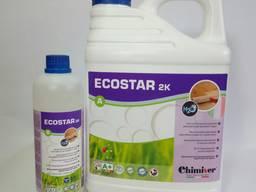 Лак для паркета полиуретановый Chimiver Ecostar 2K 5, 5 л