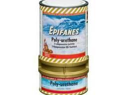 Лак Epifanes Poly-Urethane Clear, 750 мл