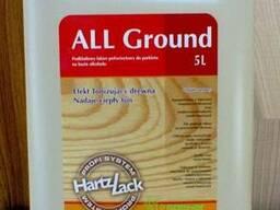 Лак грунтовочный универсалтный HartzLack All Ground 5л