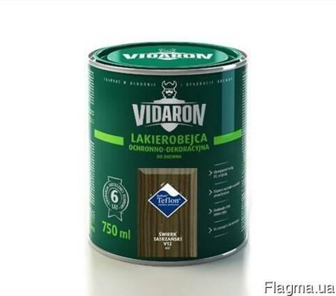 Лак Vidaron L12 Карпатская ель 0,75л