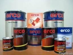 Лаки для дерева Erco. Ціна за запитом