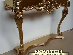 Лакирование и покраска дверей мебели лесниц фасадов кухоных