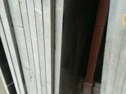 Лаконичный черный испанский мрамор Negro Marquina