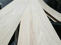 Ламель дубовая ( 3,5 - 4,5 х 200 - 300 х 1000 - 2500 мм )
