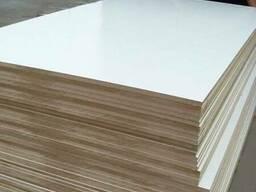 Ламинированная фанера белая 6, 5х1250х2500мм купить цена