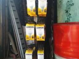 Лампа LED Lebron L-A60, 10W, E27, 4100K, 850Lm, кут 240