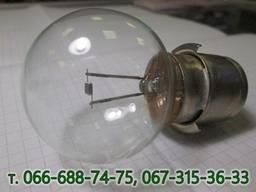 Лампа ОП-12-100, 12В 100Вт, 12v 100w, ОП12-100
