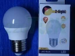 Лампа светодиодная 12W 4000K E27
