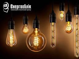 Лампи люмінісцентні, лампи розжарювання, ртутні лампи, led