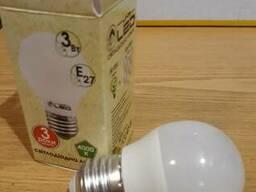 Ламы светодиодные, LED-ленты, LED-прожектора