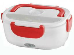 Ланч бокс с подогревом Lunch heater box 12v красный