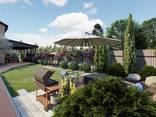 Ландшафтное проектирование, 3D визуализация, проекты домов и других сооружений - фото 5