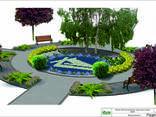 Ландшафтное проектирование, архитектура, дизайн - фото 2