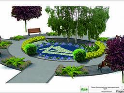 Ландшафтное проектирование, архитектура, дизайн