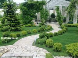 Ландшафтный дизайн, благоустройство и озеленение
