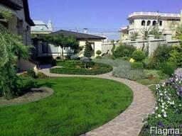 Ландшафтный дизайн, проектирование, озеленение