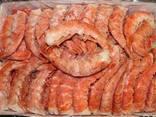 Лангустин королівські креветки б/г, кг - фото 1