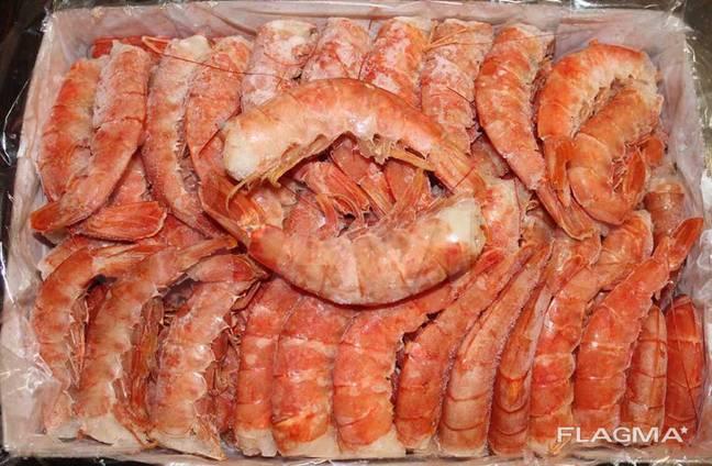 Лангустин королівські креветки б/г, кг