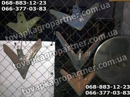 Лапа стрельчатая культиватора КРН, КПС (220, 270, 310, 330)