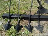 Лапа стрельчатая (стрелка) для окучника-полольника - фото 1