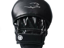 Лапи боксерські PowerPlay 3041 Чорні PU, пара SKL24-143748