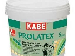 Латексная краска для стен и потолков Prolatex 10л ( Польша0