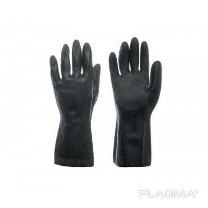 Латексные перчатки КЩС