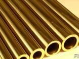Труба латунная 28х1,5 - 2,84м Л-63 - фото 1