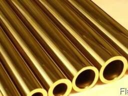 Труба латунная 28х1, 5 - 2, 84м Л-63