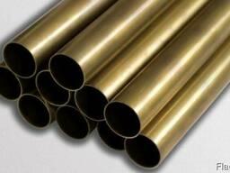Латунная труба 20х2 мм Л68 мерная купить, цена