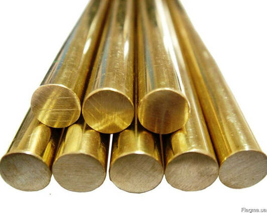 Круг бронзовый БрАЖ 9-4 до 500 мм
