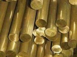 Латунные прутки ЛС59-1Ø5-45 мм